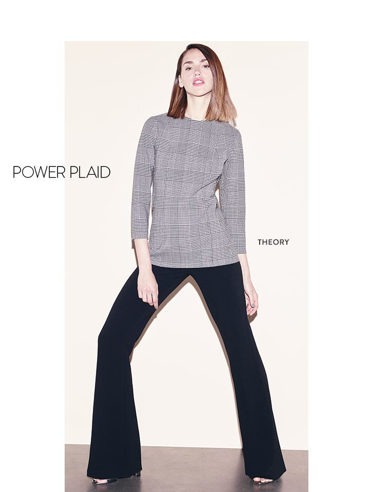 Power plaid: Theory.