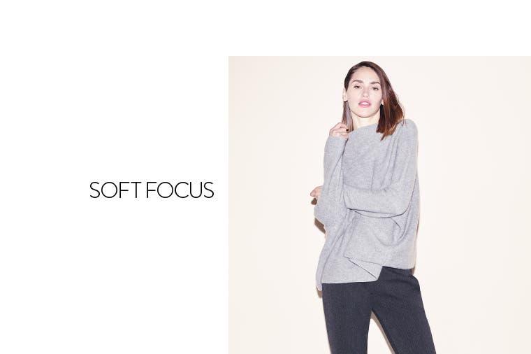 Soft focus: Vince.