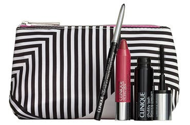 Receive a free 4-piece bonus gift with your $50 Clinique purchase