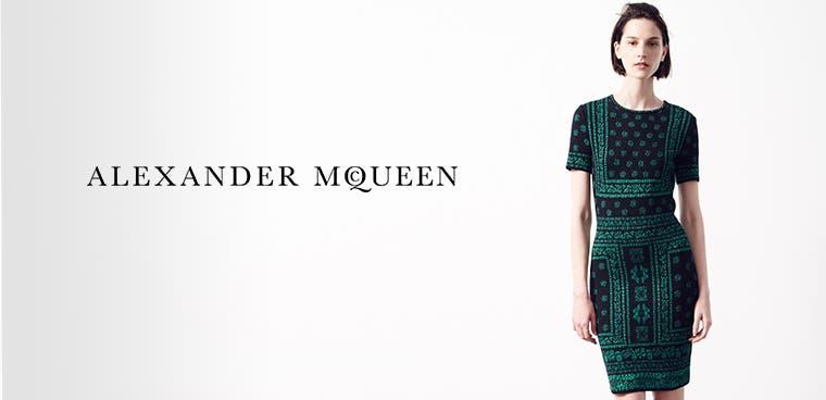 Alexander McQueen.