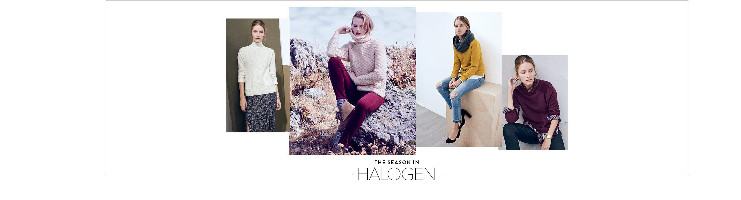 The season in Halogen.