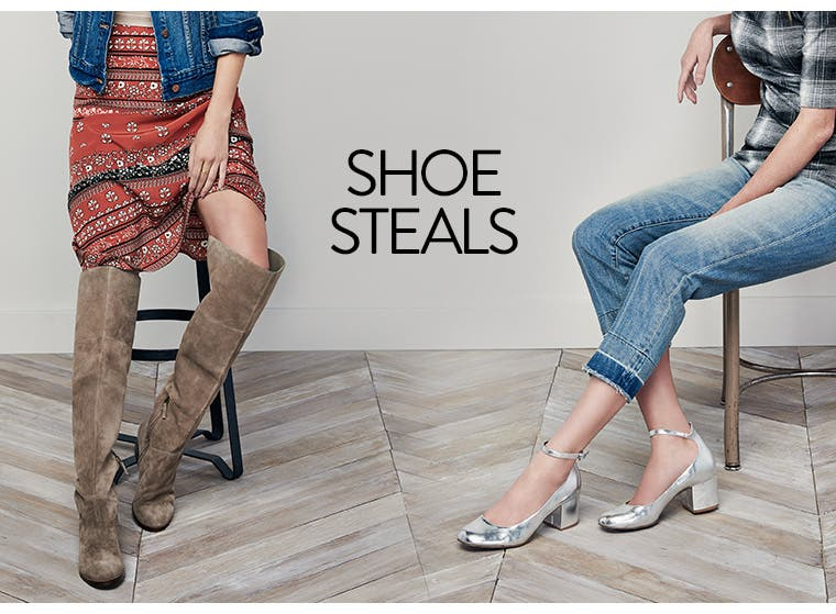 Shoe steals: the hottest styles under $150.
