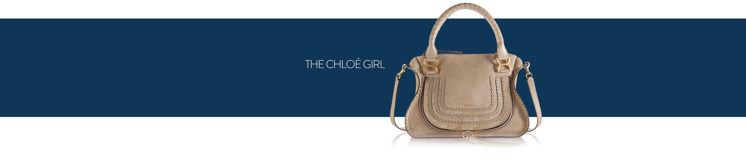 The Chloe girl: handbags.
