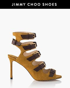 Jimmy Choo women's shoes.