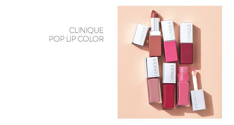 Clinique Pop Lip Color.