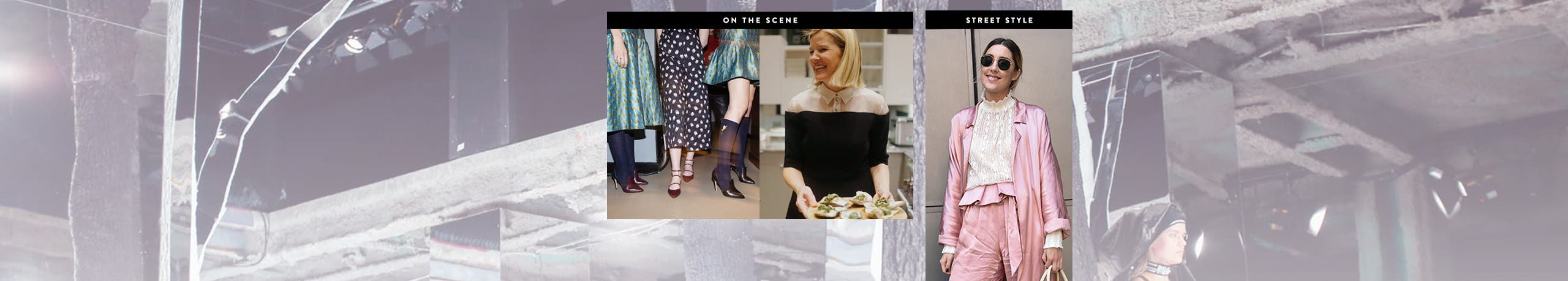On the scene at Fashion Week: dinner with Lela Rose. Fashion Week street style: the best of New York.