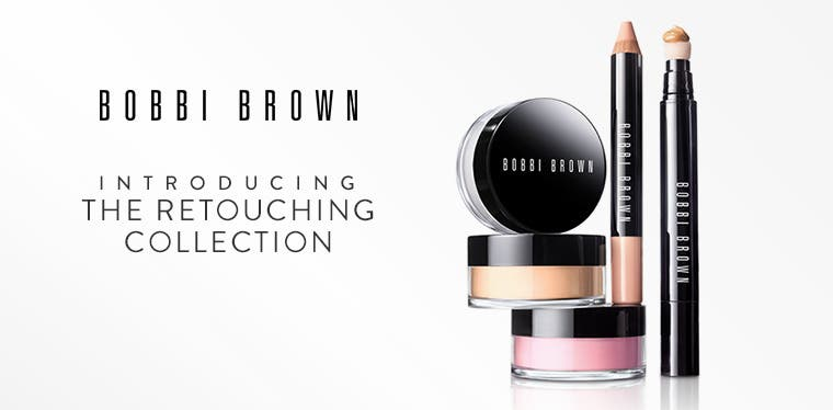 Introducing the Retouching Collection.