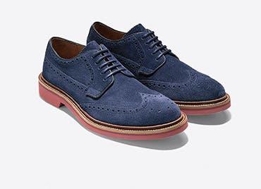 Cole Haan men's shoes.