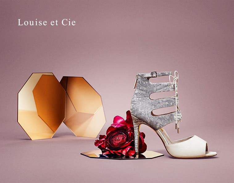 Louise et Cie shoes and jewelry for women.
