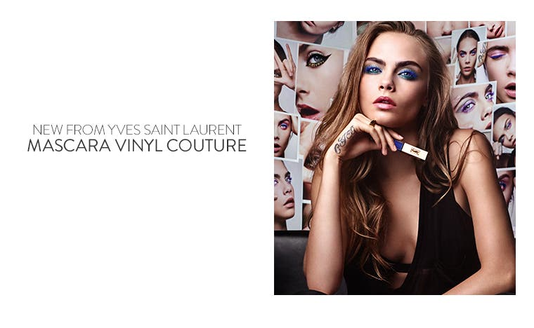 New Mascara Vinyl Couture from Yves Saint Laurent.