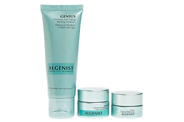 Receive a free 3-piece bonus gift with your $80 Algenist purchase