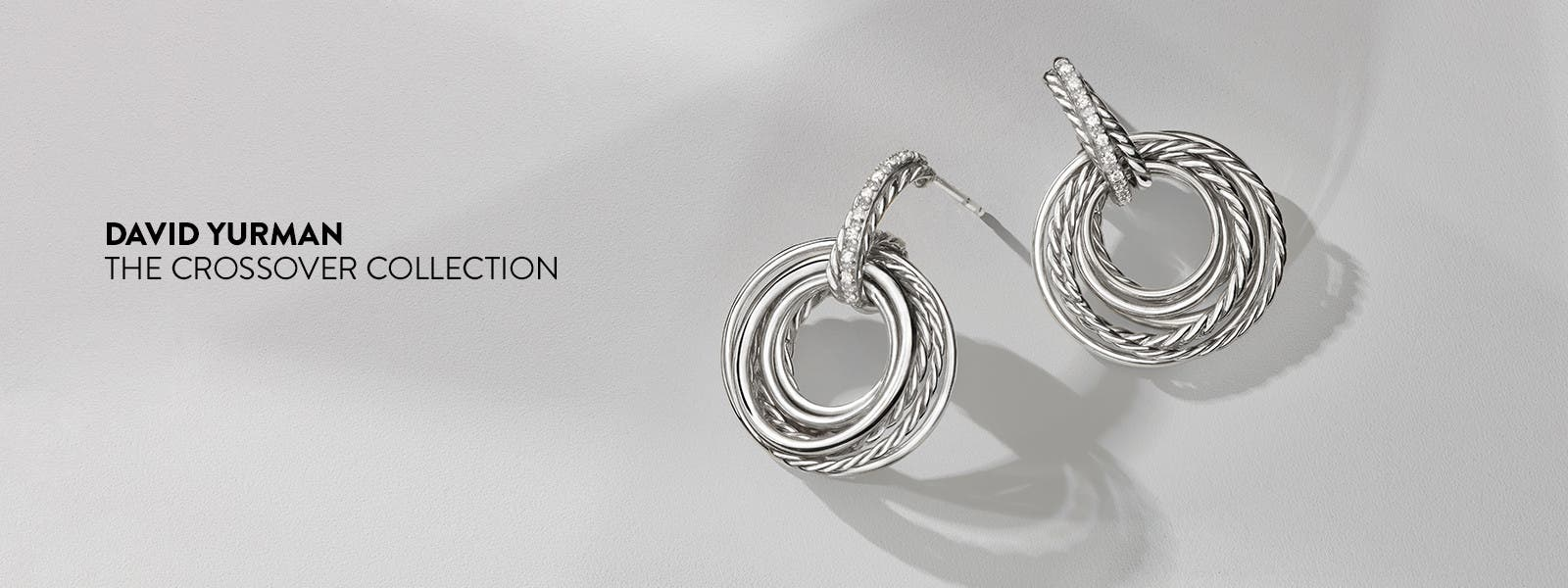 David Yurman: the Crossover Collection.