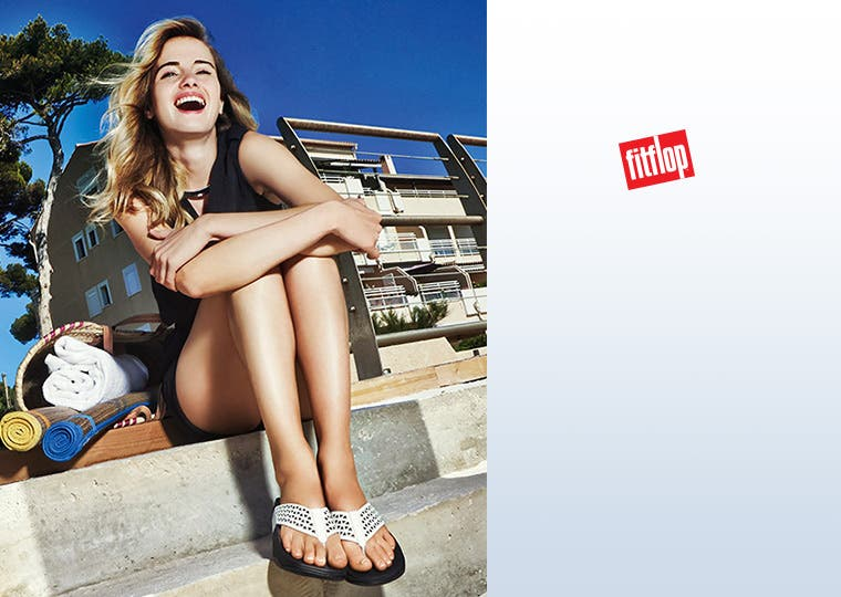 FitFlop shoes.