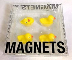 DESIGN IDEAS & NEATLIFE RUBBER DUCKY MAGNETS