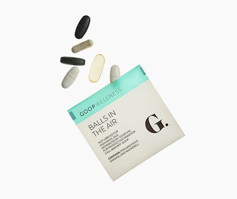 goop Wellness Balls in the Air Supplements
