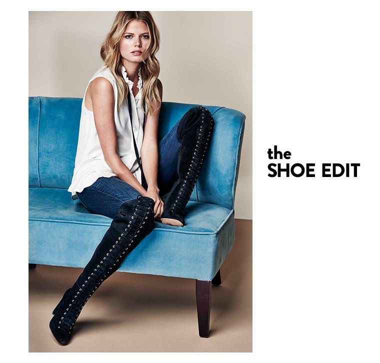 The women's shoe edit.