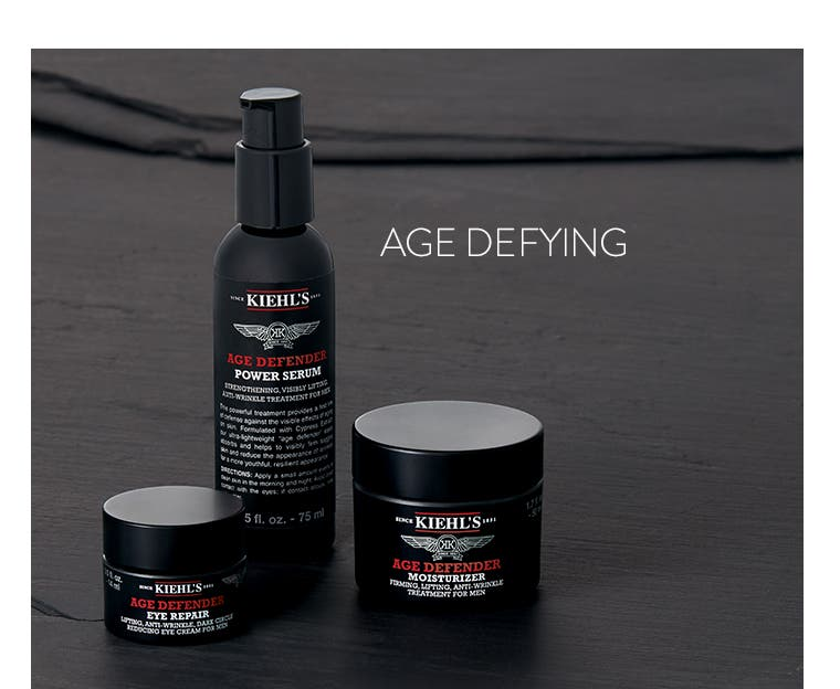Age defying.