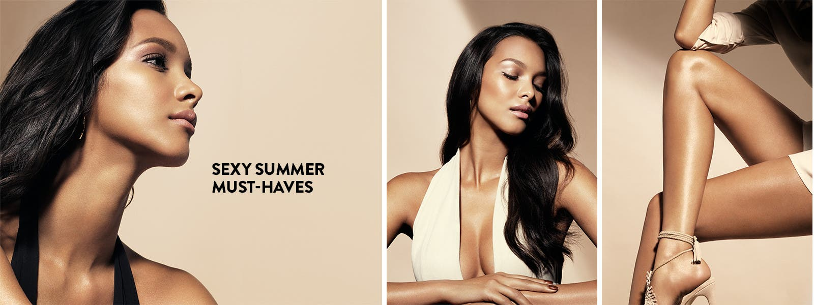 Sexy summer must-haves.