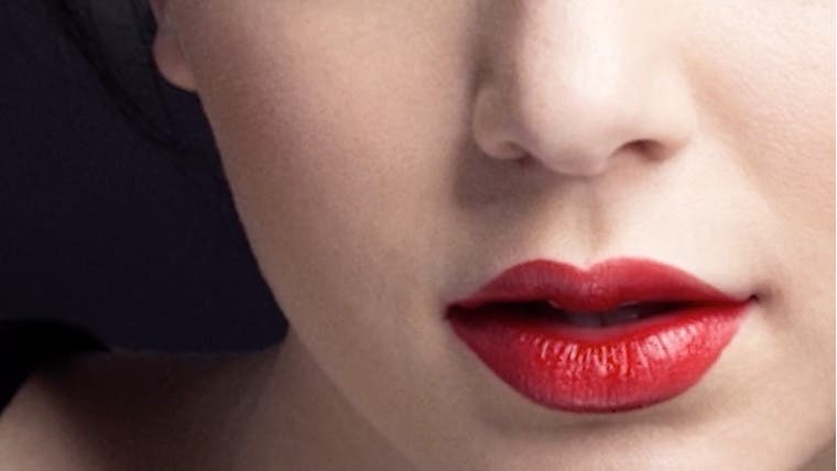 Create A Perfect Pout In Four Steps.