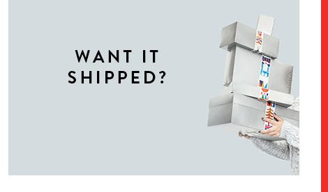 Want it shipped? Get free holiday shipping and free returns.