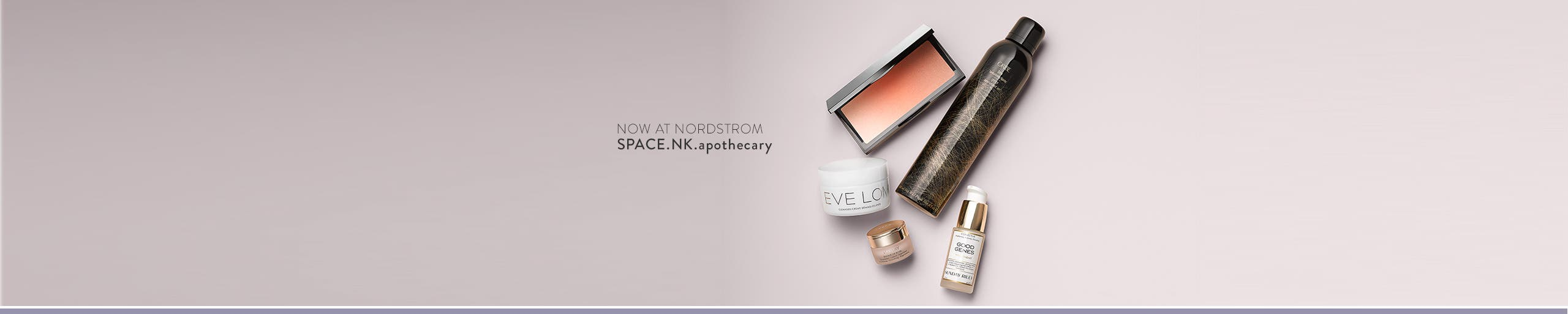 Now at Nordstrom: Space.NK.apothecary.