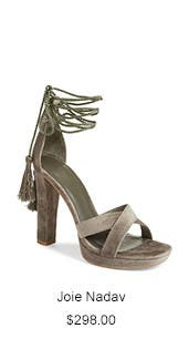 Joie 'Nadav' Lace-Up Sandal.