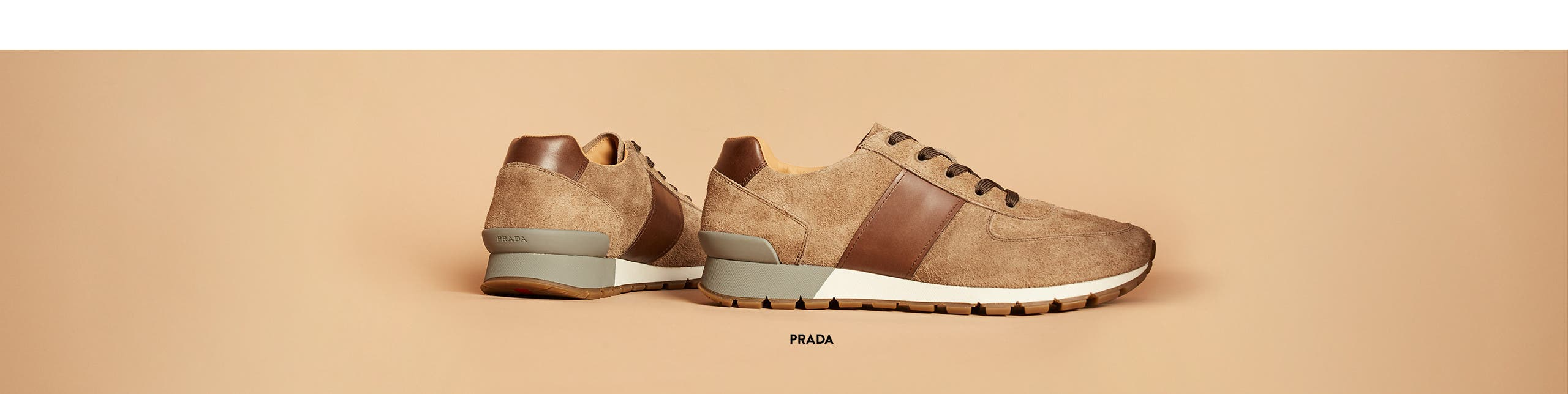 Prada shoes for men.