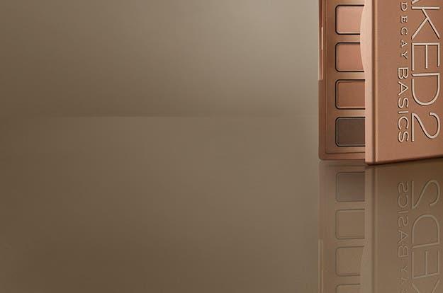 Naked Palettes.