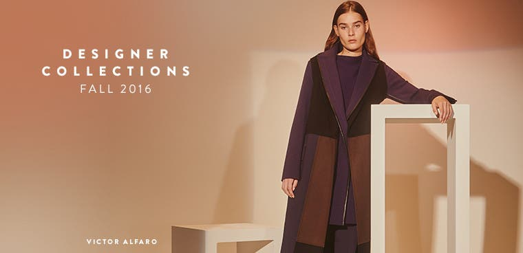 Fall 2016 designer collections trend guide.