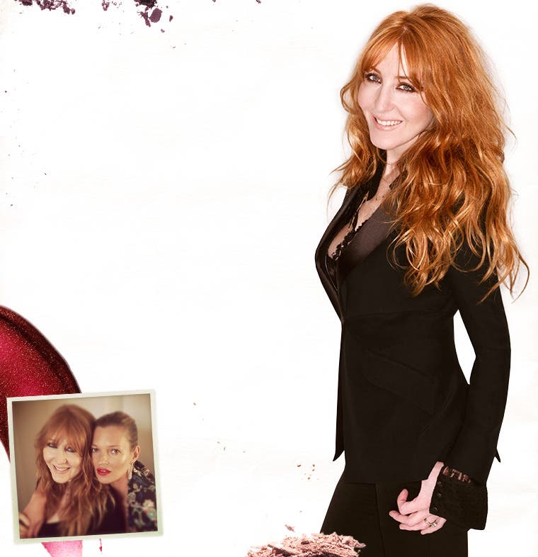 10 reasons you want to know makeup artist Charlotte Tilbury.