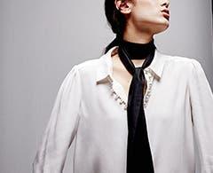 Halogen accessories for women.