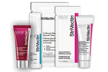 StriVectin gift with purchase.