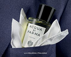 Acqua di Parma fragrance for men.