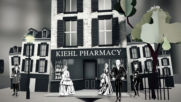 Play video about Kiehl's Since 1851.