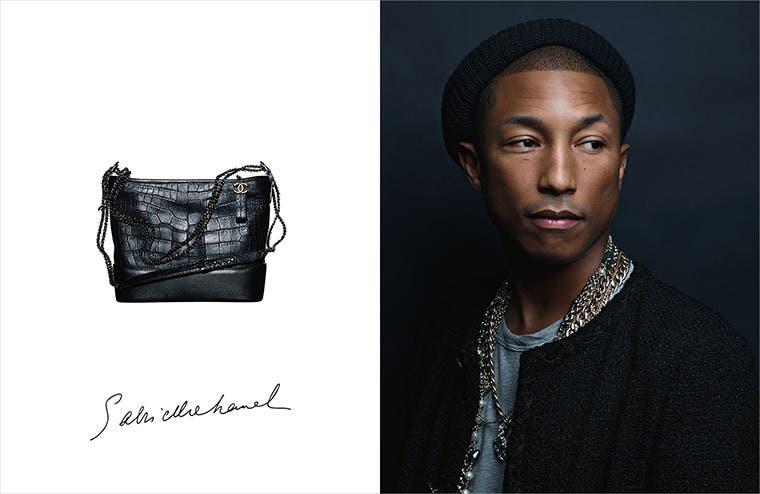 Chanel Gabrielle bag.