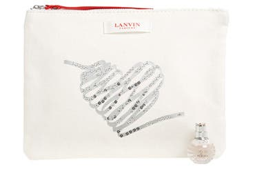 Lanvin women's fragrance gift with purchase.