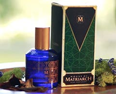 House of Matriarch: Madrona fragrance.