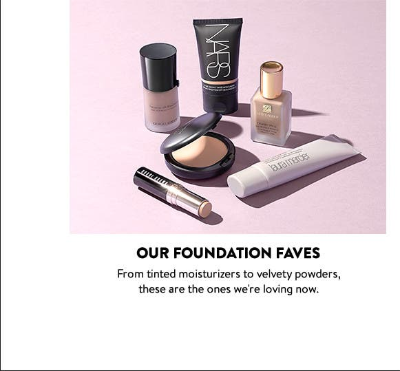 Our picks for flawless coverage.