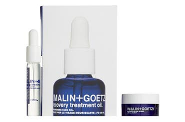 SPACE.NK.apothecary Malin + Goetz gift with purchase.