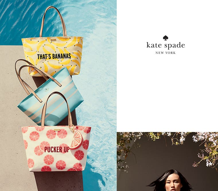 kate spade new york handbags and wallets.