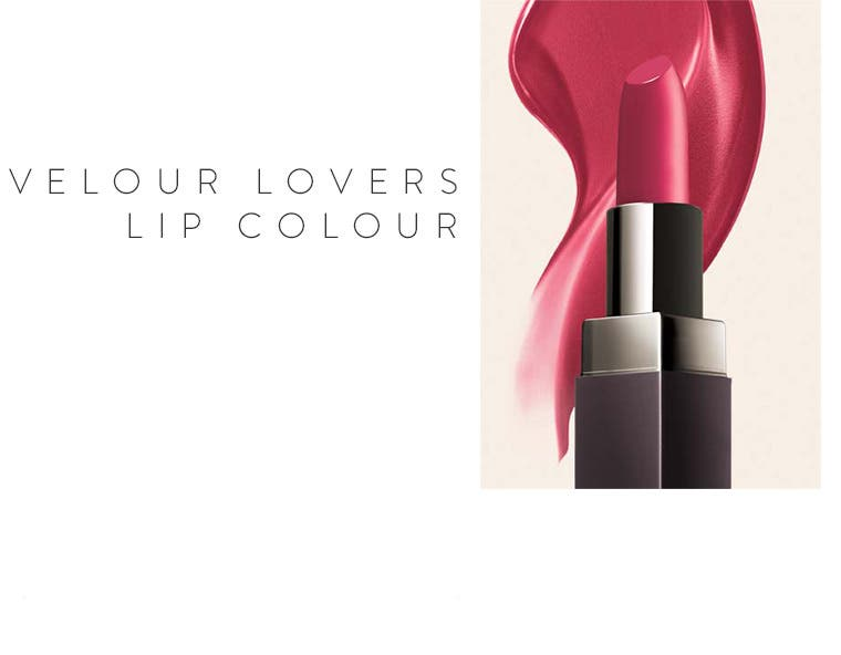 Velour Lovers Lip Colour.