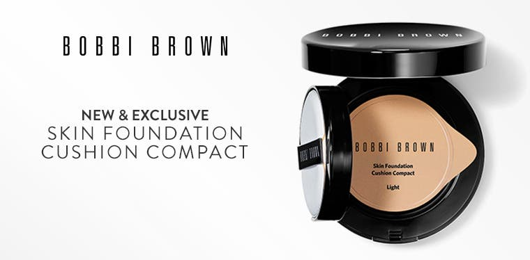 Only at Nordstrom: Bobbi Brown Skin Foundation Cushion Compact.