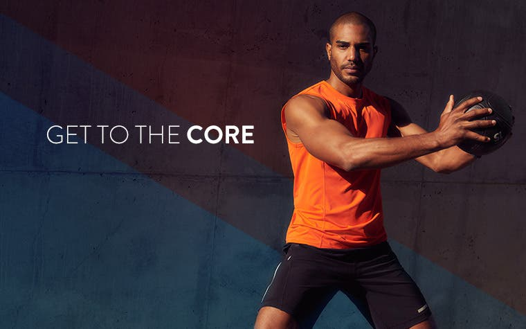 Get to the core.