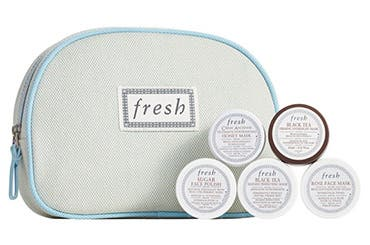 Receive a free 6-piece bonus gift with your $125 Fresh purchase