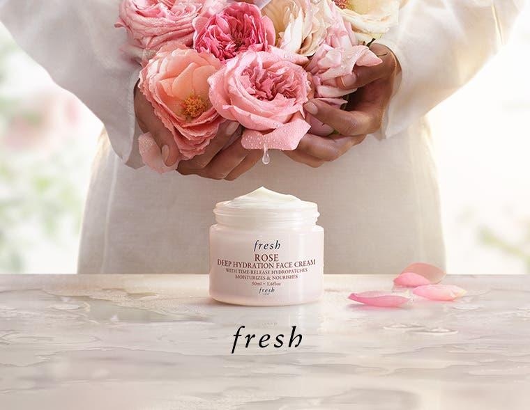 Shop Fresh skincare.