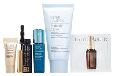 Receive a free 5-piece bonus gift with your $60 Estée Lauder purchase