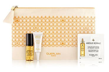 Guerlain gift with purchase.
