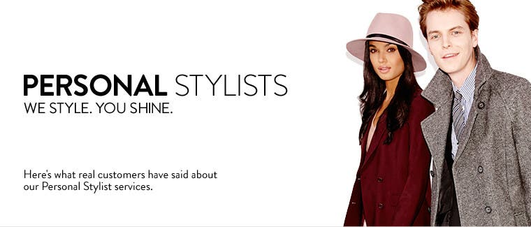 personal stylists we style you shine