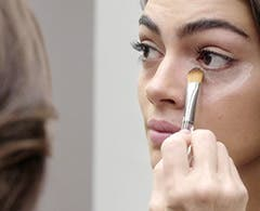 Trish McEvoy makeup.