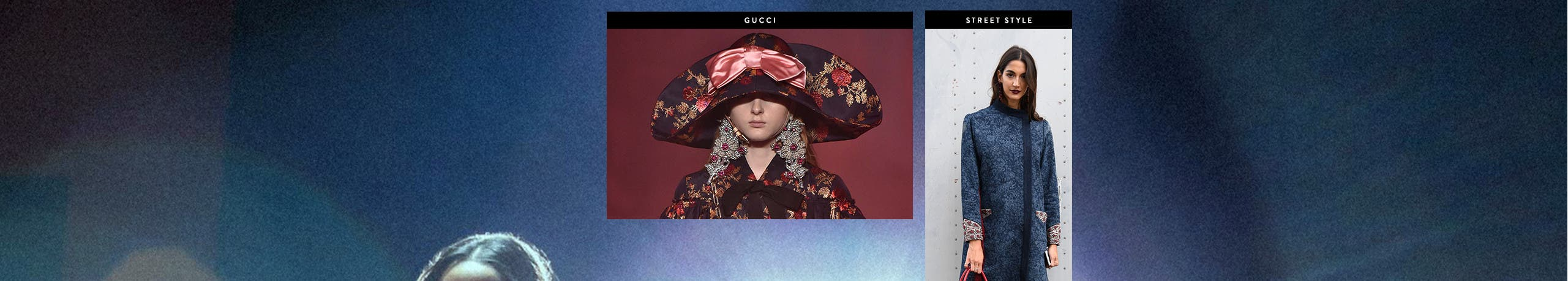 Spring 2017 Fashion Week: Caroline Issa reports on Gucci. Street style on the ground.